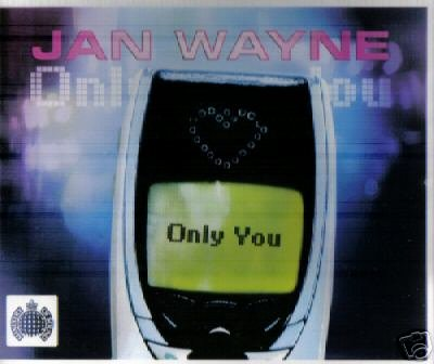 JAN WAYNE ONLY YOU RARE 4 TRACK CD IMPORT NEW