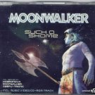 MOONWALKER SUCH A SHAME 8 TRACK CD & VIDEO NEW