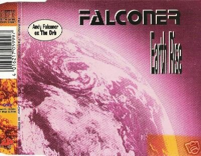FALCONER THE ORB EARTH RISE RARE TRANCE OOP CD IMPORT