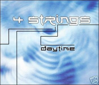 4 STRINGS DAYTIME RARE OOP TRANCE CD IMPORT NEW