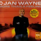 JAN WAYNE MORE THAN A FEELING RARE 4 TRACK CD NEW