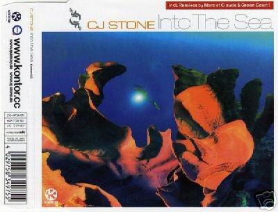 CJ C.J.STONE INTO THE SEA 6 TRACK GERMAN CD IMPORT NEW