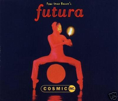 COSMIC INC. FUTURA BROOKLYN RARE OOP TRANCE CD NEW