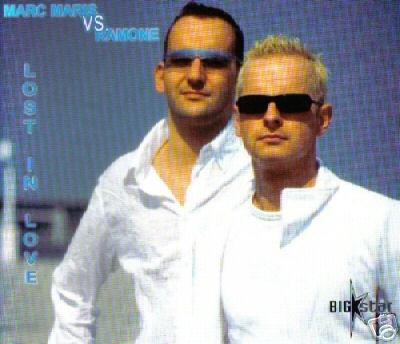 MARC MARIS VS RAMONE LOST IN LOVE RARE REMIXES CD NEW