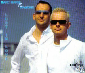 MARC MARIS VS RAMONE LOST IN LOVE RARE REMIXES CD NEW