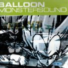 BALLOON MONSTERSOUND ULTIMATE 9 TRACK TRANCE CD NEW