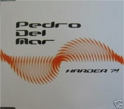 PEDRO DEL MAR HARDER ULTIMATE 5 TRACK REMIX CD NEW