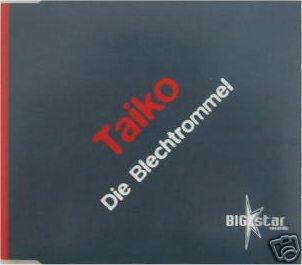 TAIKO DIE BLECHTROMMEL RARE COLLECTORS OOP CD IMPORT
