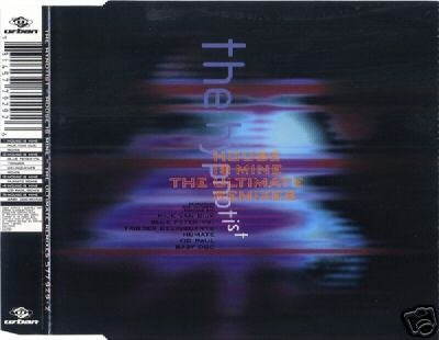 THE HYPNOTIST HOUSE IS MINE ULTIMATE REMIXES CD SEALED