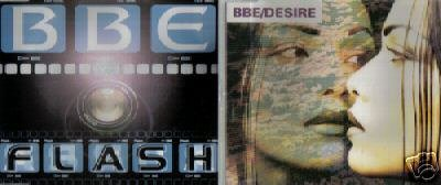BBE DESIRE FLASH TWO SUPERB CD IMPORTS BOTH BRAND NEW
