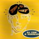 DJ TOM & AND NORMAN TALES OF MYSTERY RARE CD NEW