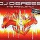DJ DIGRESS THE FREQUENCY HARD TRANCE CD NEW