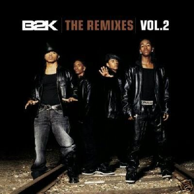 B2K THE REMIXES VOLUME 2 CD NEW SAME DAY UK DISPATCH