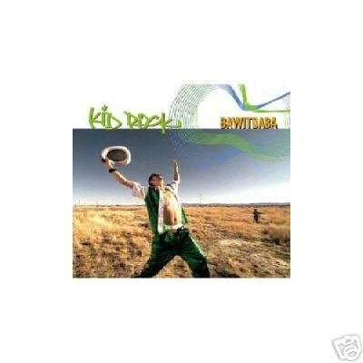 KID ROCK BAWITDABA OOP 3 TRACK CD INCL I AM THE BULLGOD