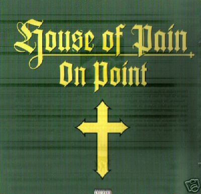 HOUSE OF PAIN ON POINT 6 TRACK RARE REMIXES CD NEW