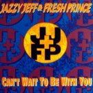 JAZZY JEFF - CAN'T WAIT TO BE WITH YOU CD - NEW