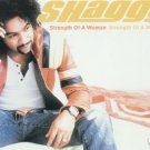 SHAGGY STRENGTH OF A WOMAN 5 TRACK CD & VIDEO NEW