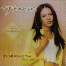 TRACIE IT'S ALL ABOUT YOU RARE 5 TRACK REMIX CD SEALED