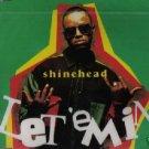 SHINEHEAD LET 'EM IN RARE OOP CD NEW & SEALED
