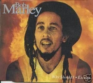 BOB MARLEY WHY SHOULD I EXODUS MIXES 4 TRACK CD NEW