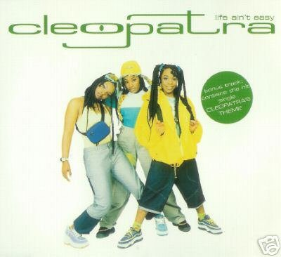CLEOPATRA LIFE AIN'T EASY V RARE 6 TRACK OOP CD NEW