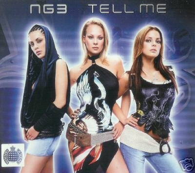 NG3 TELL ME V RARE MINISTRY OF SOUND NORWAY CD NEW
