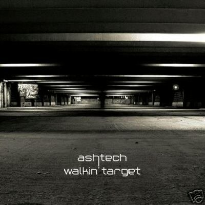 ASHTECH WALKIN' TARGET GAUDI SUPERB PSY-TRANCE CD