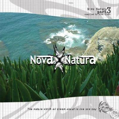 NOVA NATURA 3 SIDE LINER CYDELIX SUNHIZE CHRONOS CD