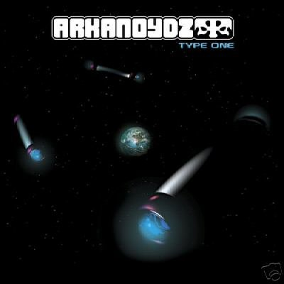 ARKANOYDZ TYPE ONE 1 ETNICA PLEIADIANS SUPERB TRANCE CD