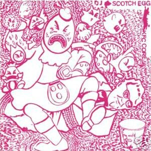 DJ SCOTCH EGG KFC CORE BREAKCORE GABBER COLLECTORS CD