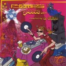 PYGMEES GROOVE VOLUME 1 TRIPTYCH LOGIC BOMB TIKAL CD