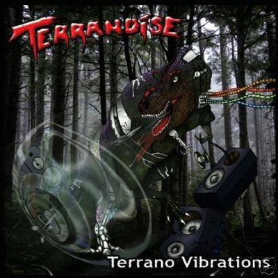 TERRANOISE TERRANO VIBRATIONS SUPERB ISRAEL TRANCE CD