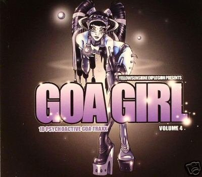 GOA GIRL 4 TRIAC HUJABOY SYN SUN SAFI CONNECTION OOP CD