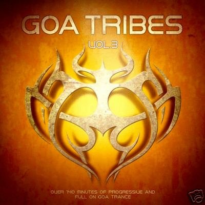GOA TRIBES VOL 3 KULARIS PSYNINA GENETIC SPIN FREQ CD