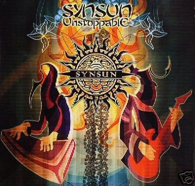 SYNSUN UNSTOPPABLE SUPERB RARE ISRAEL DOWNTEMPO CD SET