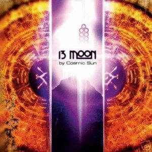 13 MOON COSMIC SUN LIQUID ON SAFI POLYCAT MIDITEC CD