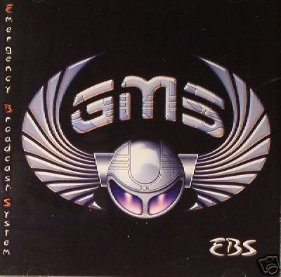 GMS EMERGENCY BROADCAST SYSTEM RARE SPANISH TRANCE CD