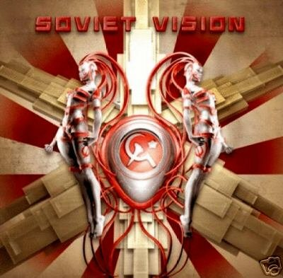 SOVIET VISION MANIFOLD PARASENSE FUNGUS FUNK TRANCE CD