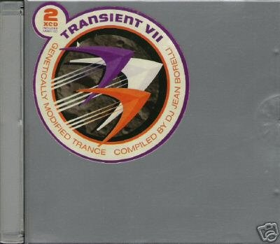 TRANSIENT 7 GENETICALLY MODIFIED TRANCE COSMOSIS CD SET