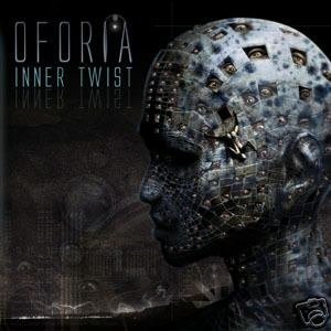 OFORIA INNER TWIST SUPERB ISRAEL PSY-TRANCE CD IMPORT