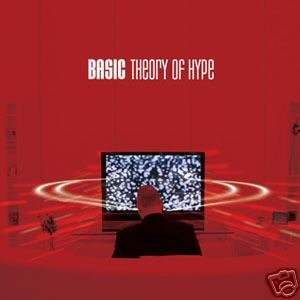 BASIC THEORY OF HYPE RARE ISRAEL PSY-TRANCE CD IMPORT