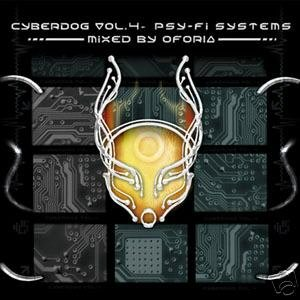 CYBERDOG VOLUME VOL 4 PSY-FI PSY FI SYSTEMS CD IMPORT