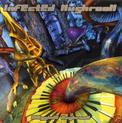 INFECTED MUSHROOM CLASSICAL MUSHROOM RARE CD IMPORT
