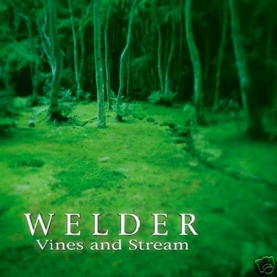 WELDER VINES & AND STREAM RARE DOWNTEMPO AMBIENT CD