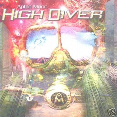 APHID MOON HI DIVER SUPERB COLLECTORS OOP PSY-TRANCE CD
