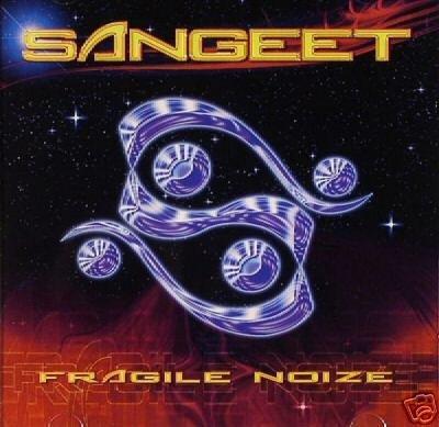 SANGEET FRAGILE NOIZE TRANSIENT GOA PSY TRANCE CD