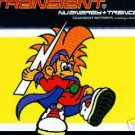 TRANSIENT NU ENERGY AND TRANCE RAZOR'S EDGE HEADMAN CD