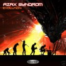 AZAX SYNDROM EVOLUTION RARE COLLECTORS PSY-TRANCE CD