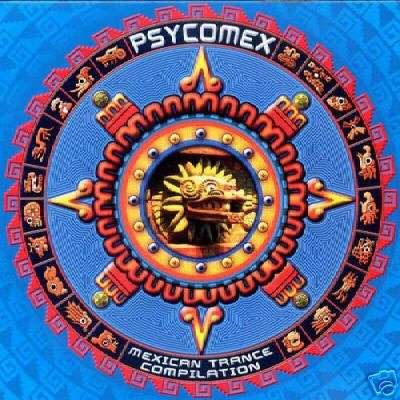 PSYCOMEX ECLIPTIC INOXIA MORIA MINDELIGHT V RARE OOP CD