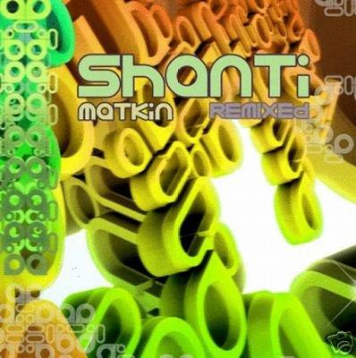 SHANTI MATKIN REMIXED GOA TRANCE RARE SPANISH CD IMPORT